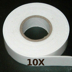 10X Heavy Duty Strong Double Sided Sticky Tape Foam Adhesive Padded Mounting
